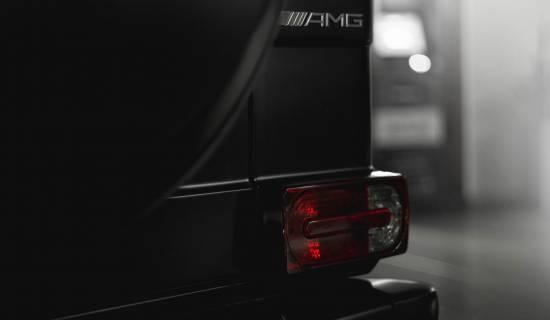 Mercedes G63 AMG matte