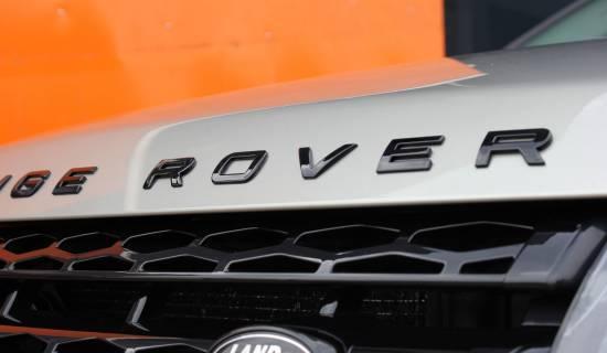 Range Rover Evogue